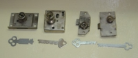 Lock and Key Assemblies - Price: $50.00