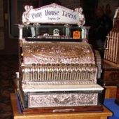 Model 349 Bar Register