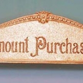 Large 300 Sign - Price: $110.00