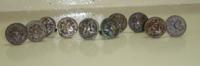 Rossettes - Price: $35.00 per Pair
