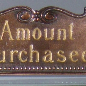 Small 200 class Sign - Price: $115.00