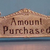 Small 300 Sign - Price: $110.00