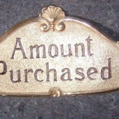1000 Small Sign - Price: $115.00
